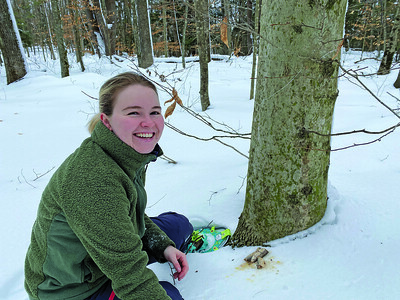 ccsu-grad-student-researcher-discovers-promising-population-of-animal-thought-to-be-in-decline