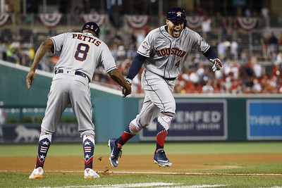 record-10-homers-hit-including-one-by-new-britains-george-springer-as-al-wins-allstar-game-86-in-10-innings