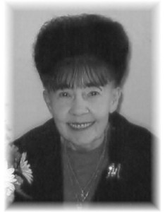Mary Ester Gauthier (Gilliland)