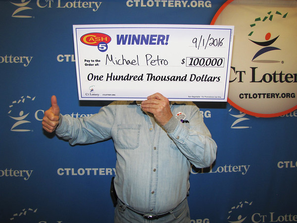 The Bristol Press - Terryville man uses fortune numbers