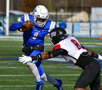 no-1720-ccsu-football-outlasts-st-francis-pa-in-overtime-to-match-program-record-for-wins-in-single-season